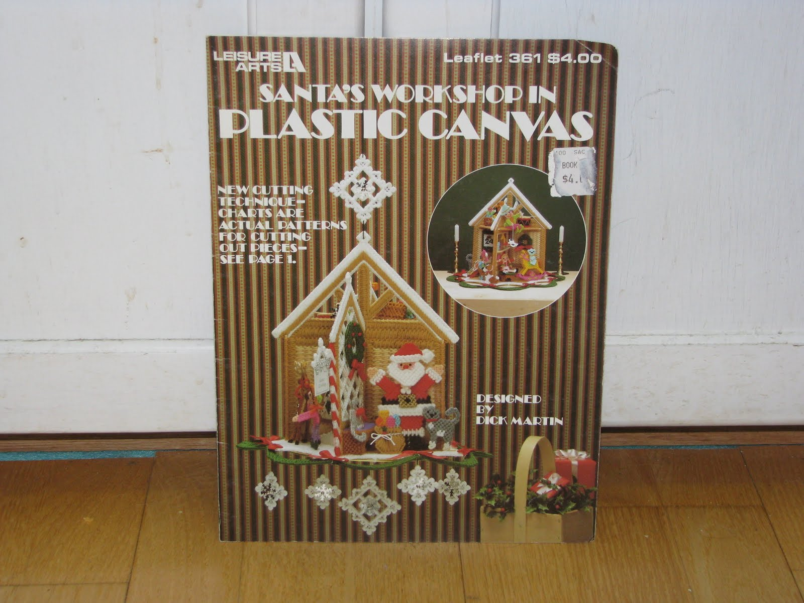 for the plastic canvas