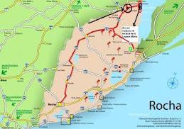 Mapa de Rocha