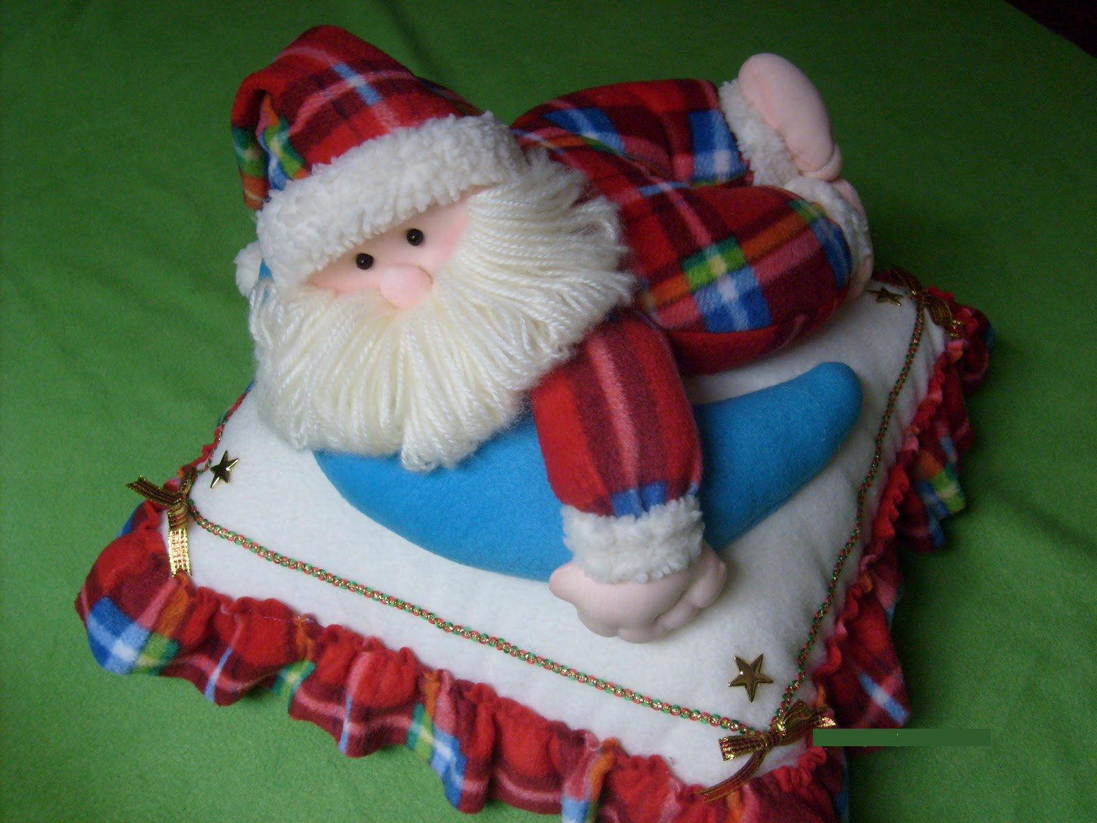 cojines navidenos