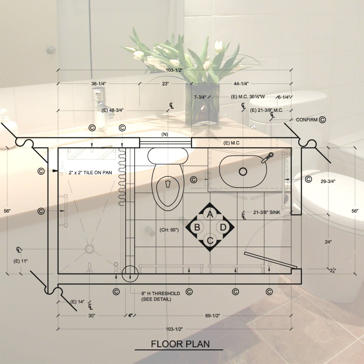 Decoration ideas bathroom ideas 8 x 10 Bathroom floor plans 5 x 8