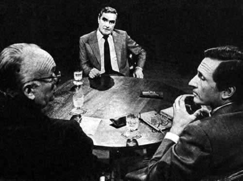 Chiche Gelblung,Neustadt,Mariano Grondona y la dictadura