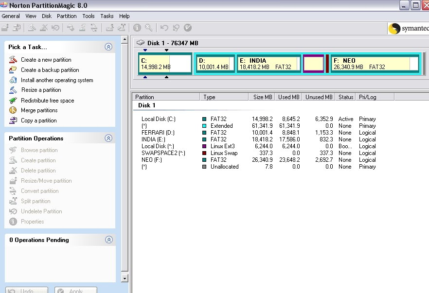 The best free partition magic for 64/32-bit Windows 7