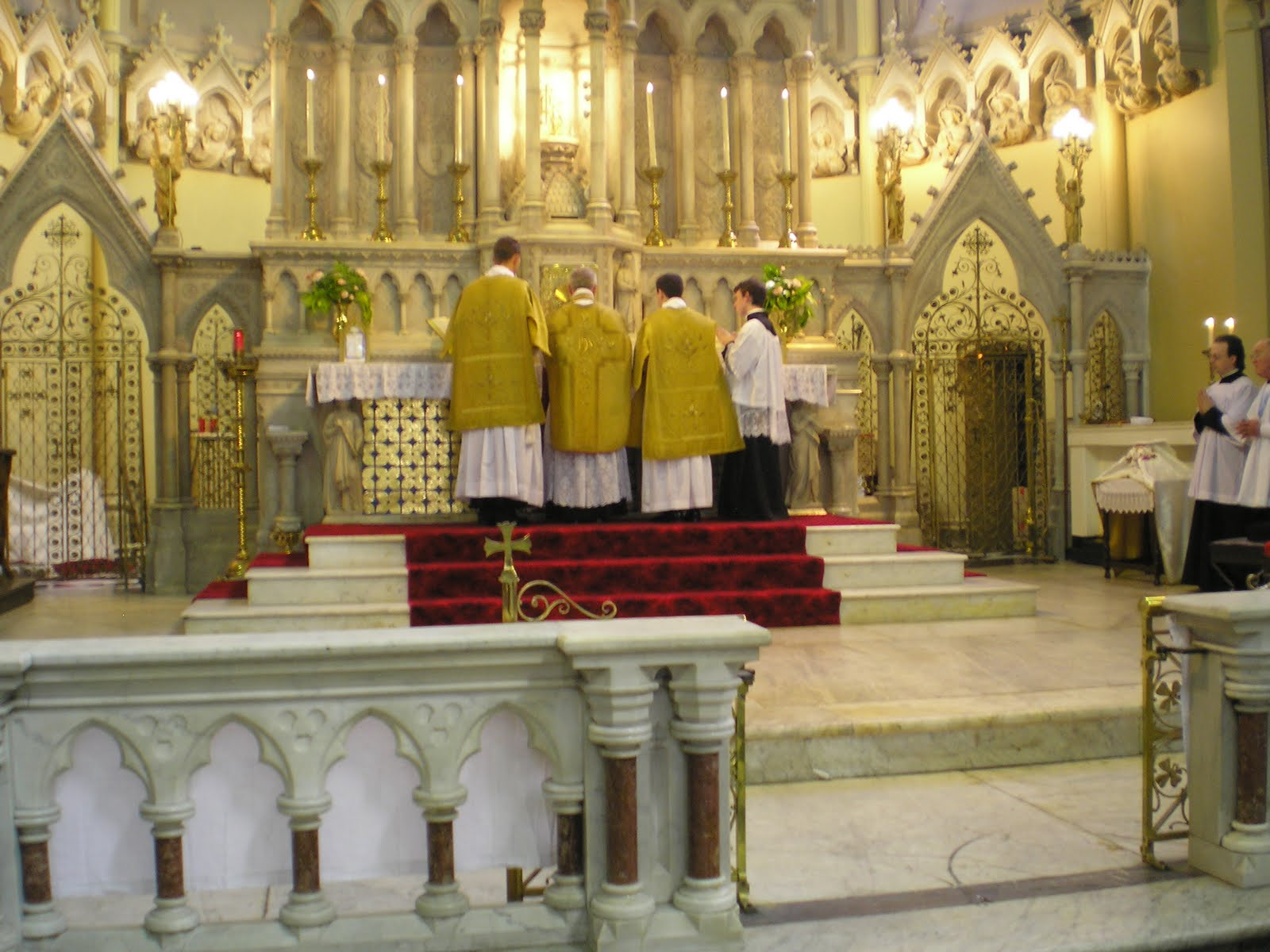 the catholic heritage association of ireland: corpus christi in cork