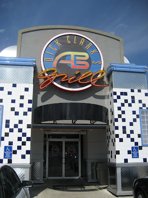 Dick clarks american bandstand grill