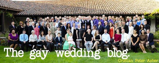 The (Gay!) Wedding Blog