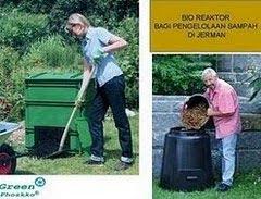 Pengelolaan Sampah Mandiri Di Rumah Tangga Menggunakan Bio Reaktor Mini Di Jerman