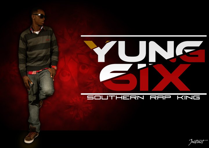 Yung6ix, Nigerian rapper, Yung6ix southern rap king, Yung6ix freestyle, Young6ix, Yungsix, Nigerian music, Slick TV, Slick City Empire