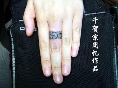 wedding ring tattoos. wedding ring tattoos. claddagh