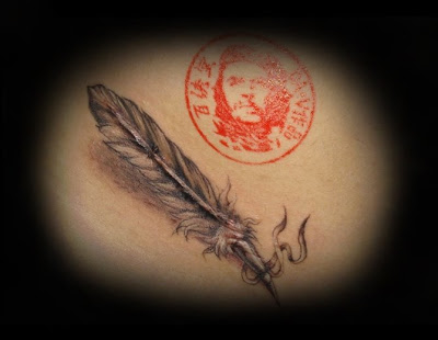 Tags: Black and White, eagle feathers, feather, tattoo feather tattoo design