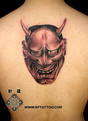 demon tattoo designs
