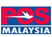 Shipping Channel via POS MALAYSIA.