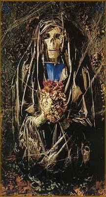 imágenes de la Santa Muerte