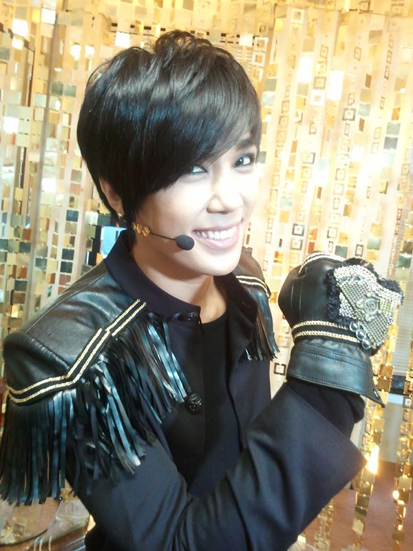 Park Jung Min Comeback Stage @ Music Bank  3