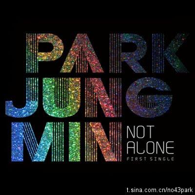 Jung Min Sincero Agradecimientos y reconocimientos en su álbum Park%2Bjung%2Bmin%2B%2527not%2Balone%2527