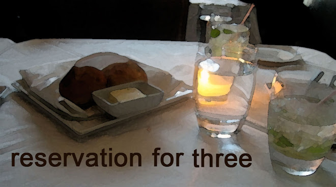 Reservation For Three
