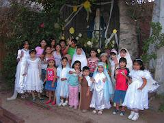 Mes de María 2007
