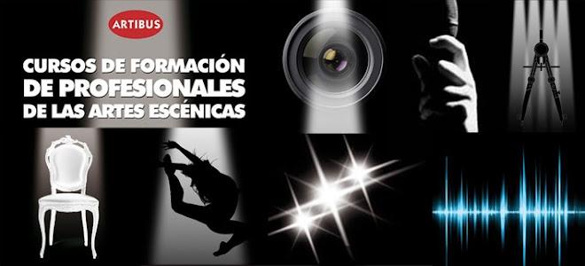 FORMACIÓN DE PROFESIONALES DE LAS ARTES ESCÉNICAS