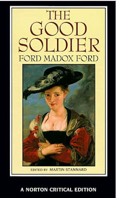 The Good Soldier by Ford Madox Ford cover