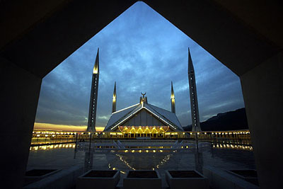 King Faisal Masque Islamabad - ~* Pic Of The Day 25 March 10 *~