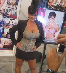 ... draw at the AVN AEE (aka the porn convention) Las Vegas, NV (Jan. 2010)