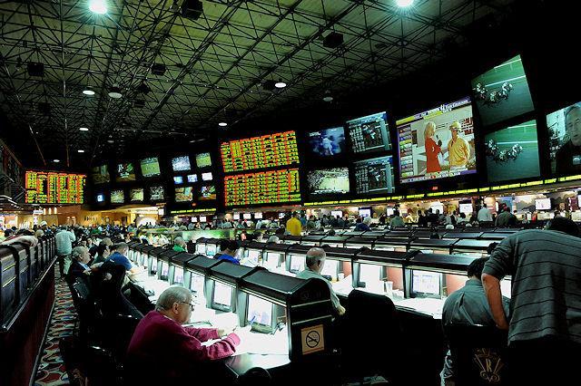sports betting las vegas online