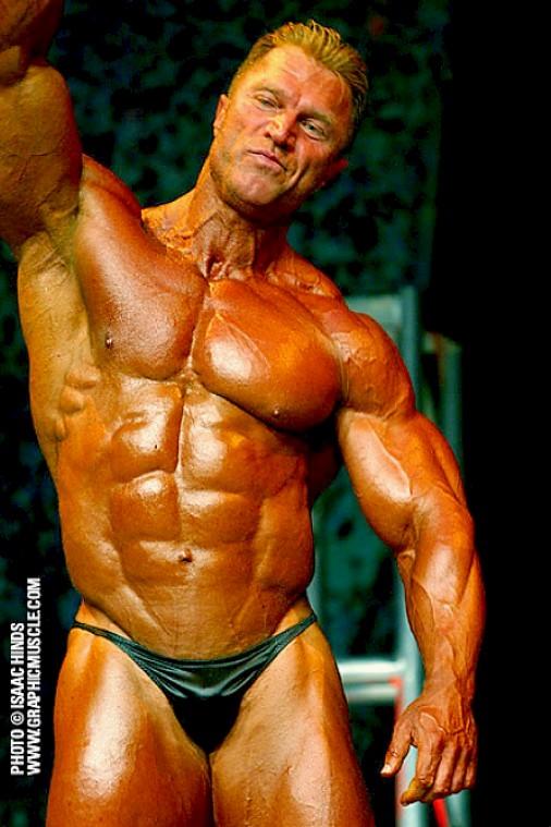 GARY STRYDOM  Iron Motivation