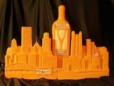 Mighty Lists 15 Cheese Sculptures
