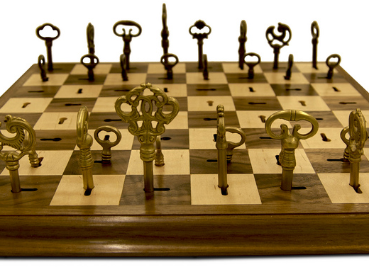 Mighty Lists 12 Very Unusual Chess Sets