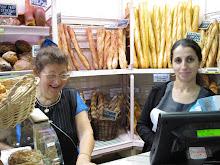 Les femmes de la boulangerie