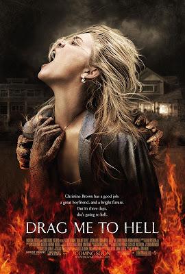 Arrastrame al infierno dirigida por Sam Raimi