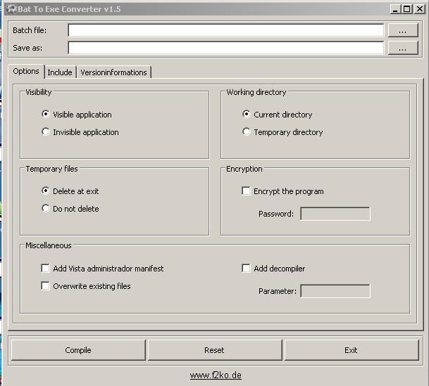 Используем прогу blat.exe скачать её. . Converter для шифрования и скрытия