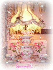 TEASET LAMP