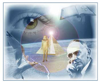 Edgar Cayce, sleeping prophet, famous American psychic and founder of the A.R.E.