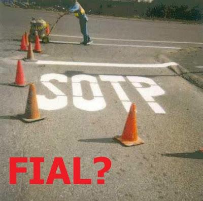 Sotp mistake