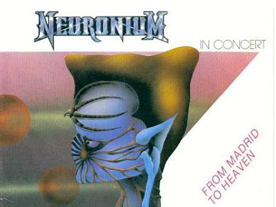 Neuronium - In Concert - From Madrid To Heaven
