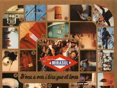 Orquestra Mirasol - D'Oca A Oca I Tira Que Et Toca (VINILO) / (VINYL)