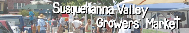 Susquehanna Valley Growers' Market