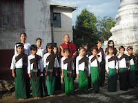 Dhamma School in GGW