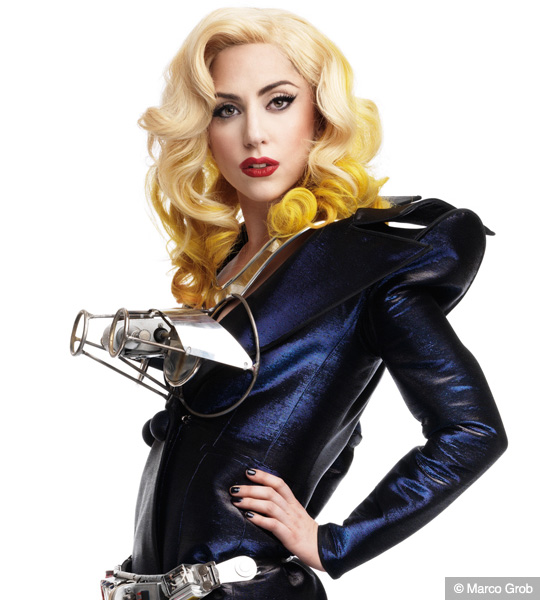 lady gaga born this way album cover art motorcycle. makeup Lady Gaga#39;s cover