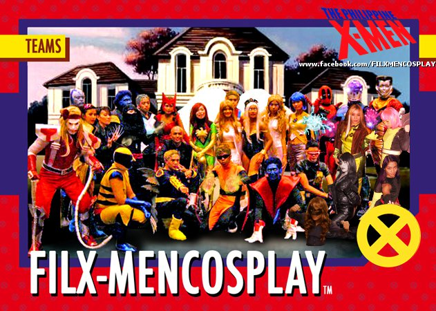 X-Men Cosplay - Wallpaper Colection