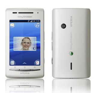 Sony Ericsson XPERIA X8 Harga Spesifikasi HP SE XPERIA X8 Review