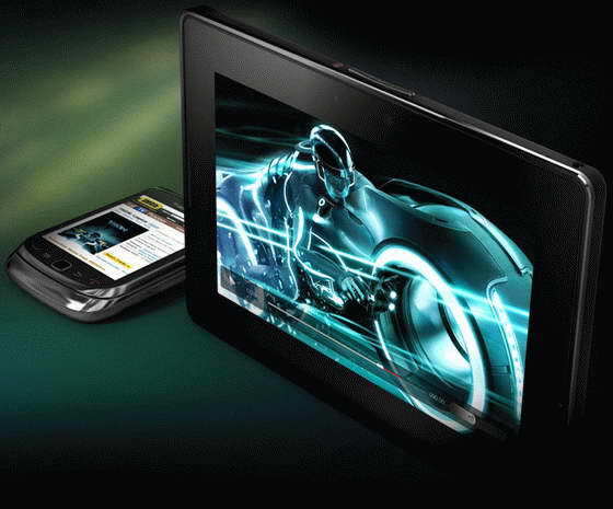 BlackBerry PlayBook Photos