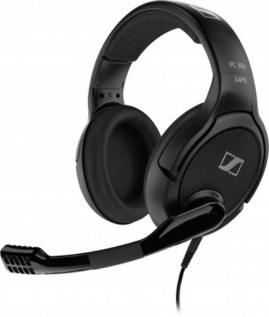 Sennheiser PC360, PC163D, PC333D and PC330G4ME PC Gaming Headsets