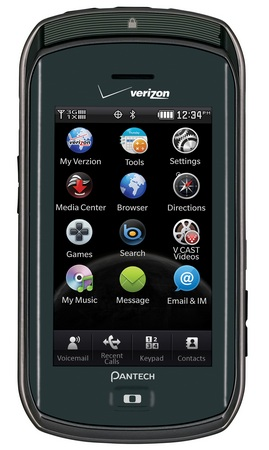 pantech crux verizon wireless. Pantech Crux is a touchscreen