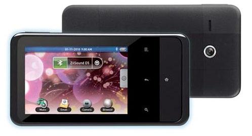 Creative ZEN Touch 2 PMP