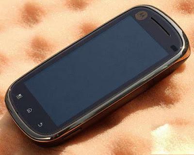 Motorola XT800+ smartphone