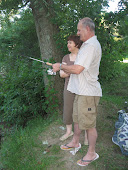 fishing with my parents