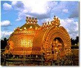 A religious trip to India