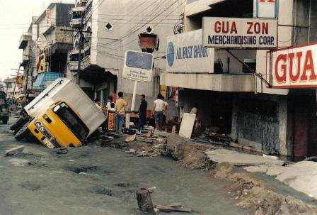 July 16, 1990 Earthquake