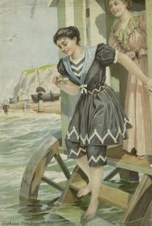 19th Century Bathing Machines